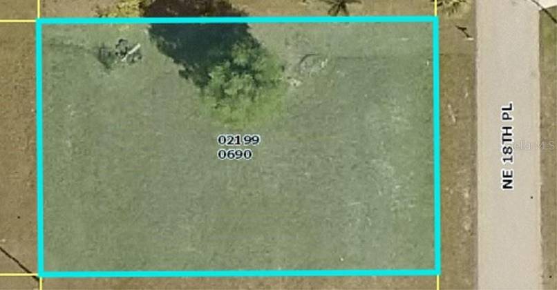 1818 18TH PLACE, CAPE CORAL, Florida 33909, ,Land,For Sale,18TH,U8096821