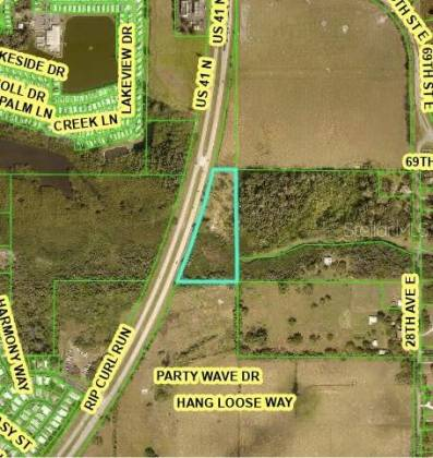 US 41 HIGHWAY, PALMETTO, Florida 34221, ,Land,For Sale,US 41,T3329697